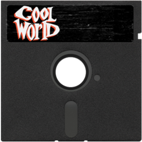 Cool World - Fanart - Disc