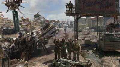 Fallout 3 - Fanart - Background