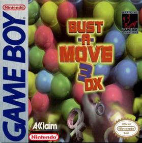 Bust-A-Move 3 DX - Fanart - Box - Front