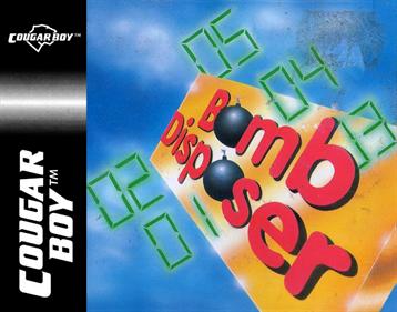 Bomb Disposer - Box - Front