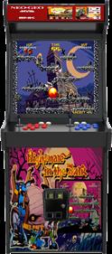 Nightmare in the Dark - Arcade - Cabinet