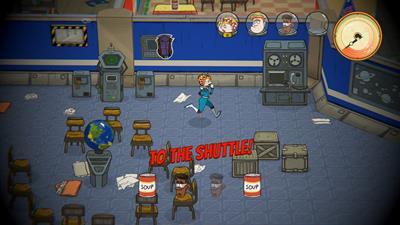 60 Parsecs! - Screenshot - Gameplay