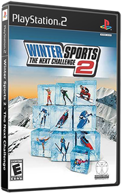 Winter Sports 2: The Next Challenge  - Box - 3D