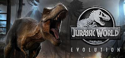 Jurassic World Evolution - Banner