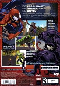 Ultimate Spider-Man - Box - Back