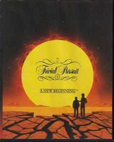 Trivial Pursuit: A New Beginning