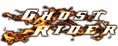 Ghost Rider - Clear Logo