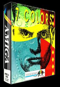 7 Colors - Box - 3D