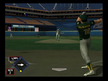 All-Star Baseball 2001 - Screenshot - Gameplay