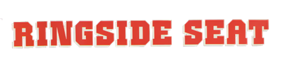 Ringside Seat - Clear Logo
