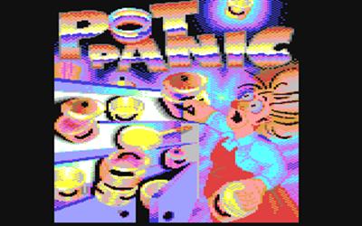 Pot Panic - Screenshot - Game Title