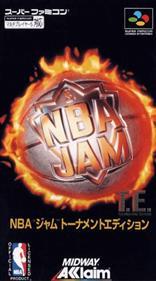 NBA Jam Tournament Edition - Box - Front