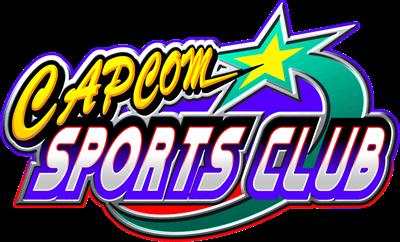 Capcom Sports Club - Clear Logo