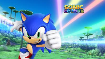 Sonic Colors - Fanart - Background