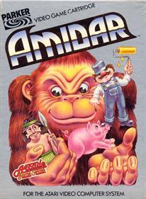 Amidar - Box - Front