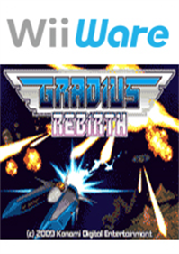 Gradius ReBirth - Box - Front