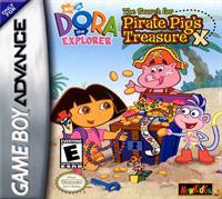 Dora the Explorer: The Search for Pirate Pig's Treasure