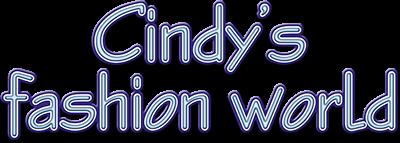 Cindy's Fashion World - Clear Logo