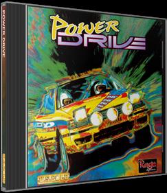 Power Drive - Box - 3D