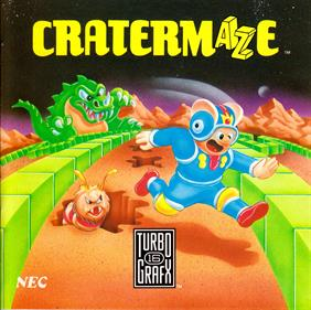 Cratermaze - Box - Front