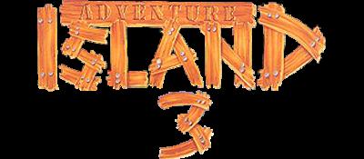 Adventure Island 3 - Clear Logo
