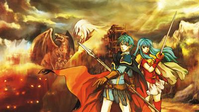 Fire Emblem: The Sacred Stones - Fanart - Background
