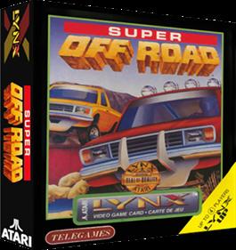 Super Off Road - Box - 3D