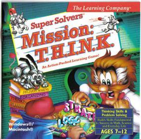 Super Solvers Mission: T.H.I.N.K.