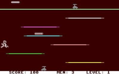 Leaping Larry - Screenshot - Gameplay