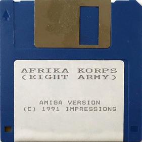Afrika Korps - Disc