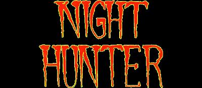 NightHunter - Clear Logo