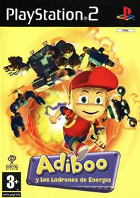 Adiboo and the Energy Thieves