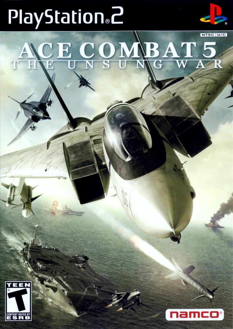 Ace Combat 5  The Unsung War Details