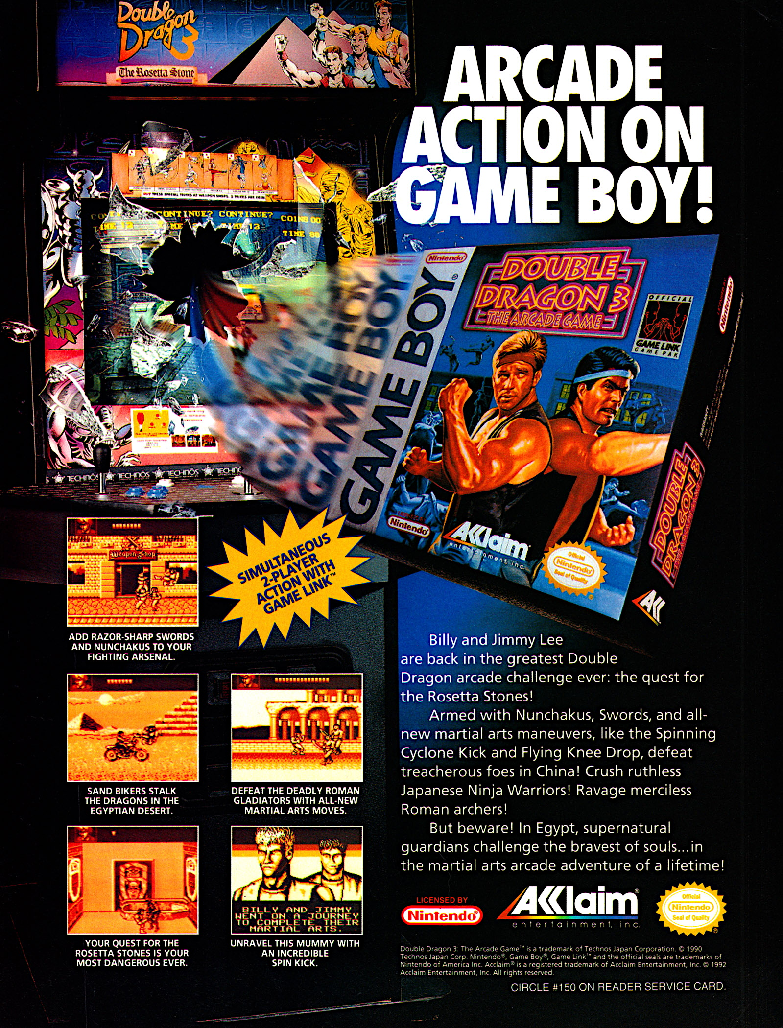 Double dragon arcade download
