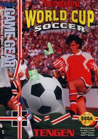 Tengen World Cup Soccer