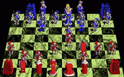 Battle Chess - Screenshot - Gameplay
