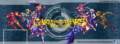 Card Sagas Wars - Banner