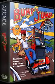 Bump 'n' Jump - Box - 3D