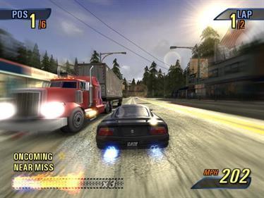 Burnout 3: Takedown - Screenshot - Gameplay