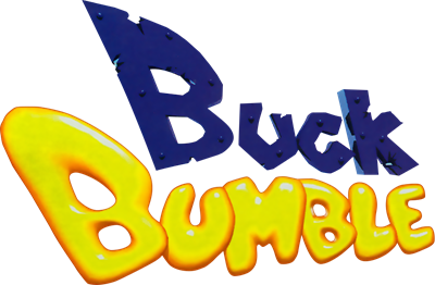 Buck Bumble - Clear Logo
