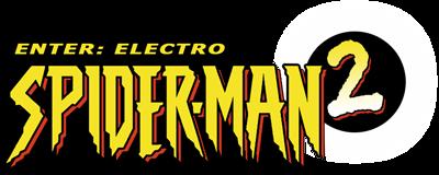 Spider-Man 2: Enter Electro - Clear Logo