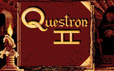 Questron II - Screenshot - Game Title