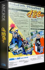 A.B.Cop: Air Bike - Box - 3D