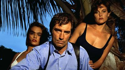 007: Licence to Kill - Fanart - Background