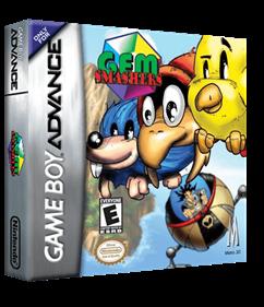 Gem Smashers - Box - 3D