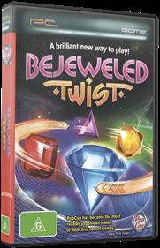 Bejeweled Twist - Box - 3D
