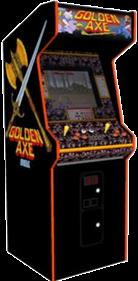 Golden Axe - Arcade - Cabinet