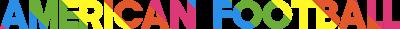 American Football - Clear Logo