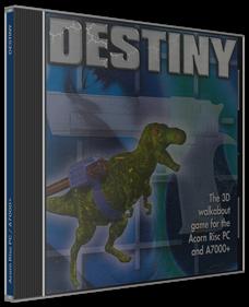 Destiny - Box - 3D