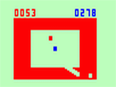 Videocart-16: Dodge-It - Screenshot - Gameplay